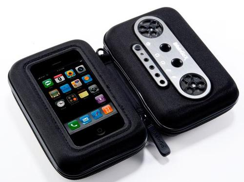 iMainGo X Portable Speaker System and Protective Case