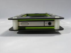 Ruggedized Metal iPhone 4 Case