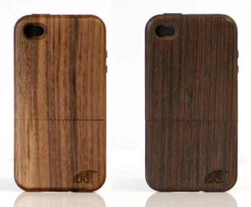 Root Cases Wooden iPhone 4 Case