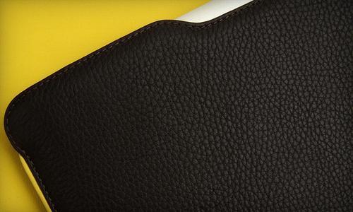Vaja Premium Leather Macbook Air Case