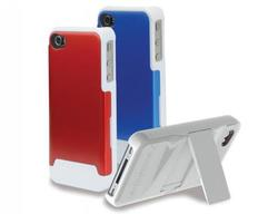 Scosche switchBACK g4 iPhone 4 Case with Interchangeable Back Covers