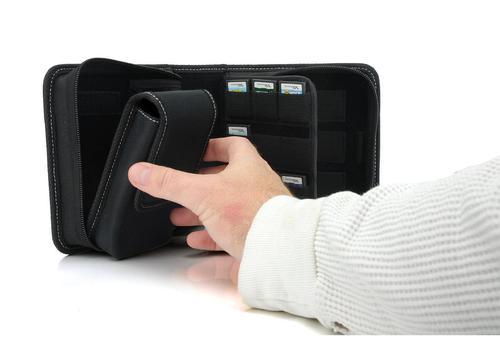 Nintendo 3DS Pull and Go Folio Case
