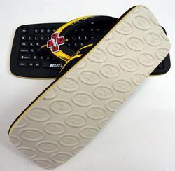 Kito Computer Keyboard Shaped Slippers