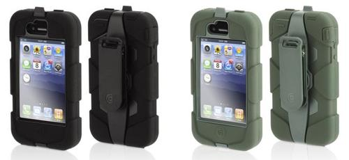 Griffin Survivor Extreme Duty iPhone 4 Case