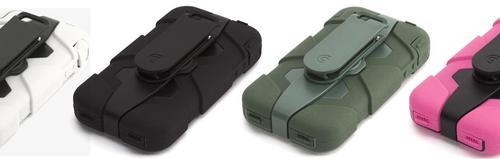 Griffin Survivor Extreme Duty iPhone 4 Case