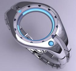 Solaris Solar Watch Design Concept