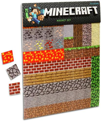 Minecraft Fridge Magnet Set