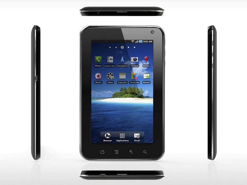 Android tablets is invading the field of tablet pc, so if your