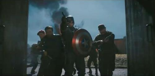 Captain America: The First Avenger Trailer