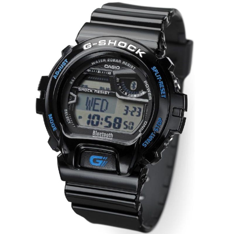 g shock watch on ... enabled watch, just like the upcoming Casio Bluetooth G-Shock watch