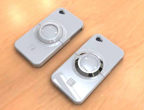 Enjoy Your iPhone 4 Camera with UN01 iPhone 4 Case