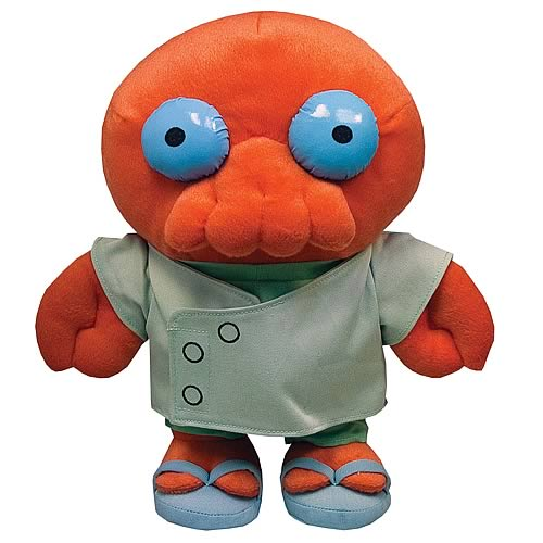 Futurama Series 1 Bender Plush Toy