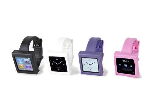 HEX Slim iPod Nano 6G Watch Band