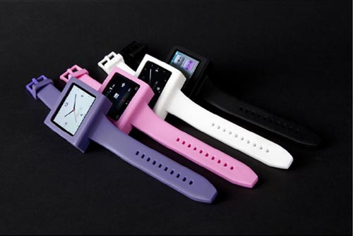 HEX Slim iPod Nano 6G Watch Band