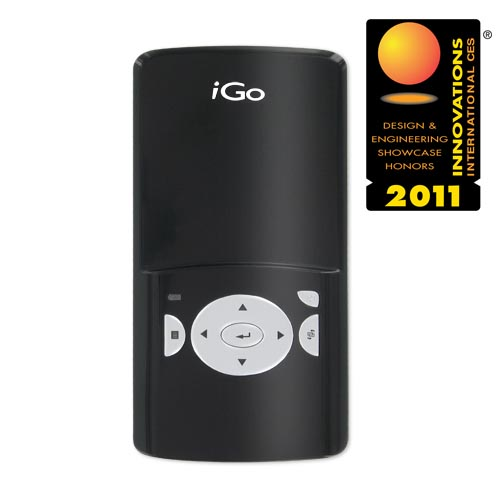 iGo UP-2020 Pocket Projector