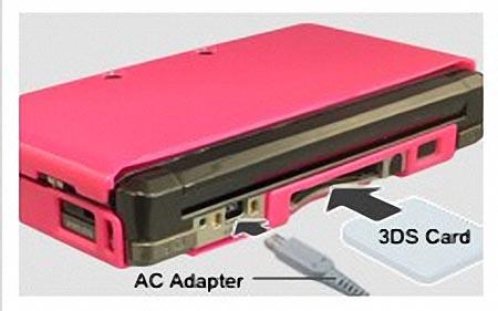 Irodori Bodycover Nintendo 3DS Case