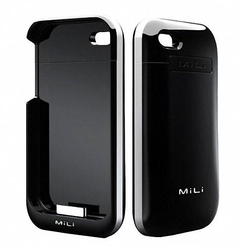 MiLi Power Spring iPhone 4 Battery Case