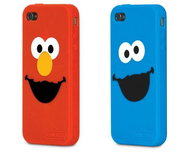 Sesame Street iPhone 4 Case