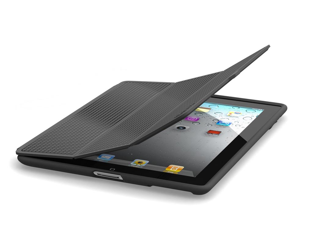 ... iPad 2 ? Maybe the Speck PixelSkin HD Wrap iPad 2 case is more