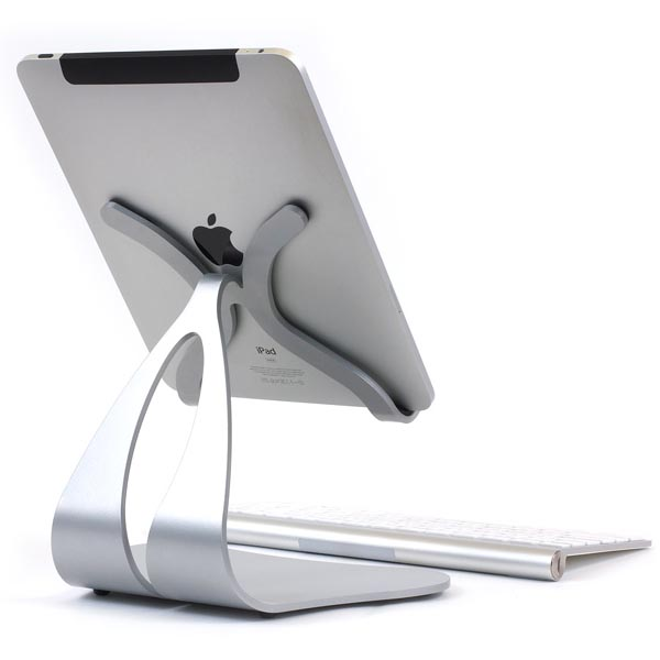 Stable iPad Stand for Both iPad and iPad 2