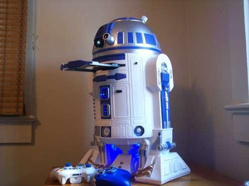 Star Wars R2-D2 Xbox 360 Mod