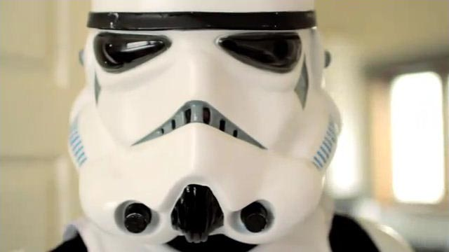 Star Wars Stormtrooper Music Video