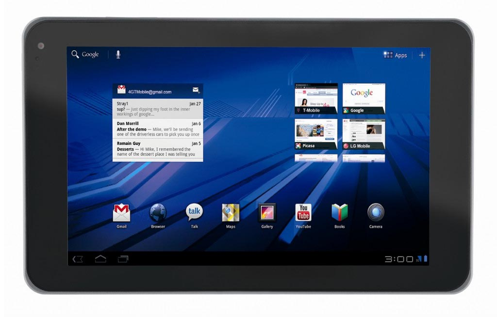 Mobile GSlate Android Tablet | Gadgetsin
