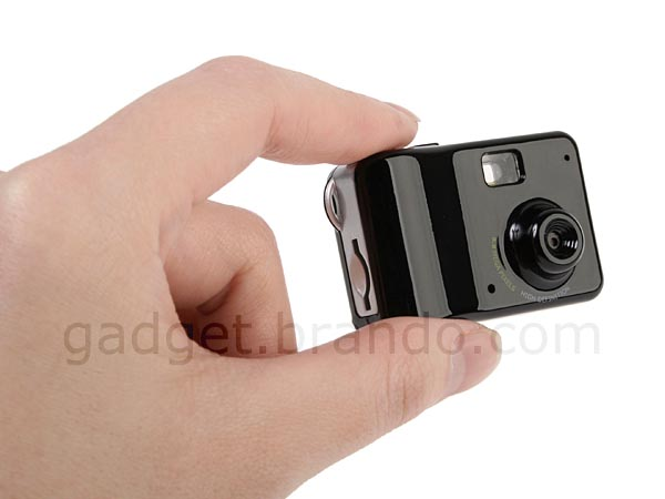 Tiny Handy Snap Shot Mini Digital Camera and Camcorder