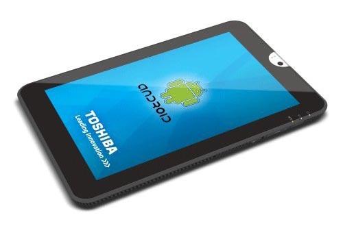 Toshiba 10 1 Inch Google Android Tablet Gadgetsin