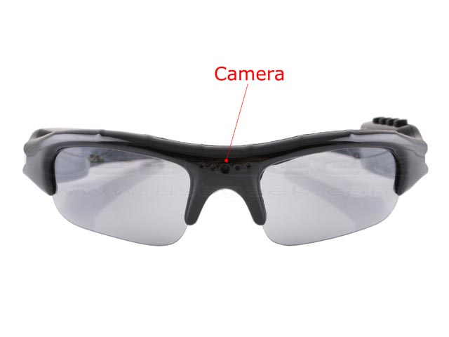 Sunglasses video camera gadget louisiana bucket brigade for Import direct inc