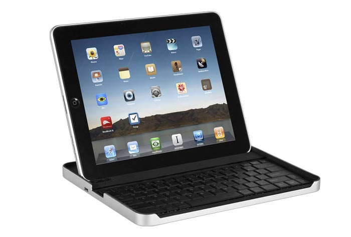 Zagg bluetooth keyboard for ipad 1