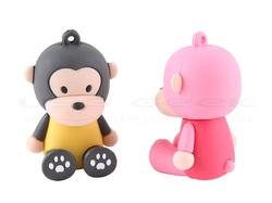 Cute Baby Ape II USB Flash Drive