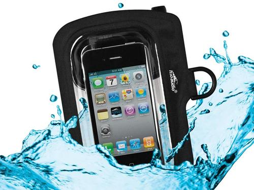 H2O Audio Amphibx Go Waterproof Case Not Only for iPhone