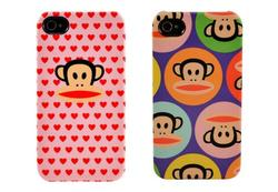Paul Frank Julius iPhone 4 Cases
