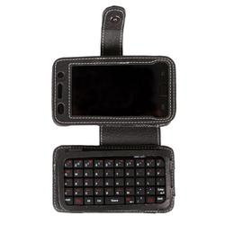 Thanko Samsung Galaxy S Leather Case and Bluetooth Keyboard