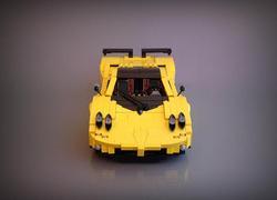 Lego Super Car Pagani Zonda C12 S