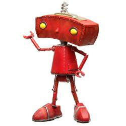 Limited Edition Bad Robot Collectible Figure