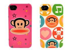 Paul Frank Julius iPhone 4 Cases