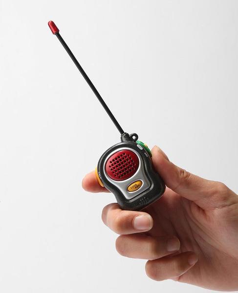 talkie walkie communication