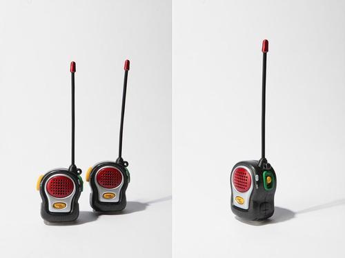 World's Smallest Walkie Talkies