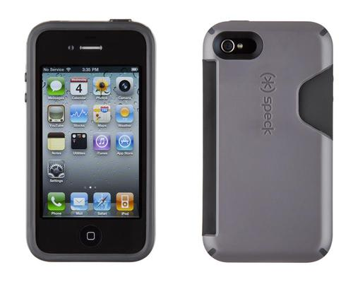 Speck CandyShell Card iPhone 4 Case