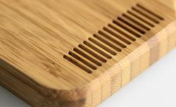 Grove Bamboo iPad 2 Case
