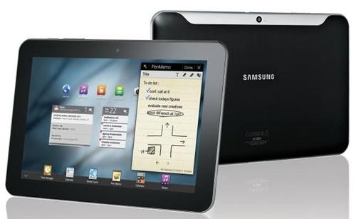 Samsung Galaxy Tab 8.9 Android Tablet