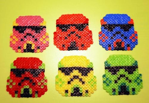 Star Wars Stormtrooper Coaster Set