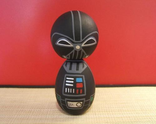 Star Wars Kokeshi Dolls