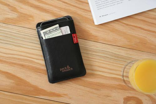 Handmade Leicester iPhone Wallet Case