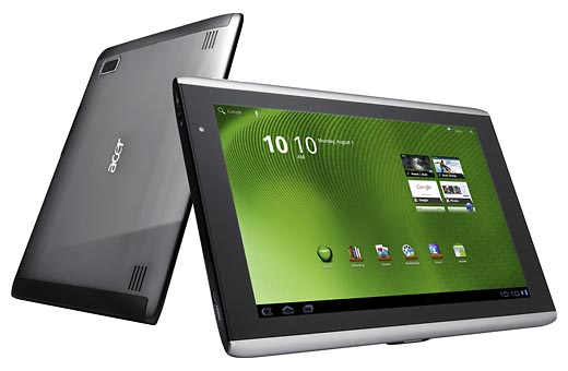 Acer Iconia Tab A500 Android Tablet