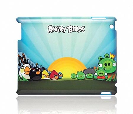 Angry Birds iPad 2 Case