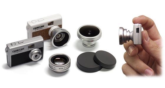 Chobi Cam Classic Mini Digital Camera and Camcorder