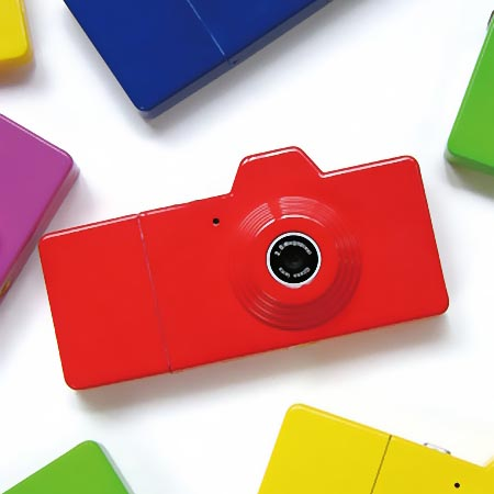 Fuuvi Pick Mini Digital Camera and Camcorder